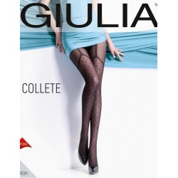 COLLETE Collant Fantaisie Giulia