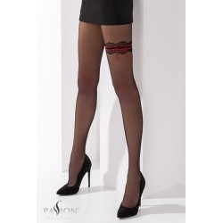 Collant TI024 Noir Passion