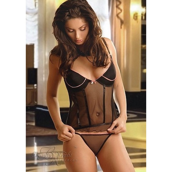 RITA Bustier Beauty Night Lingerie