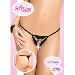 String 2001 Noir SoftLine Collection