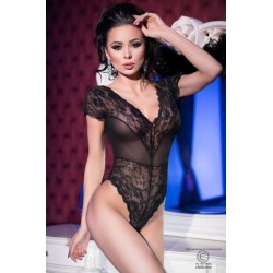 Body CR-4168 Noir Chilirose Lingerie