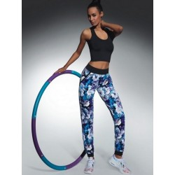 CHALICE Pantalon de Sport Bas Bleu
