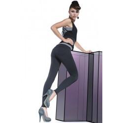 SANDRA Legging Slim Bas Bleu