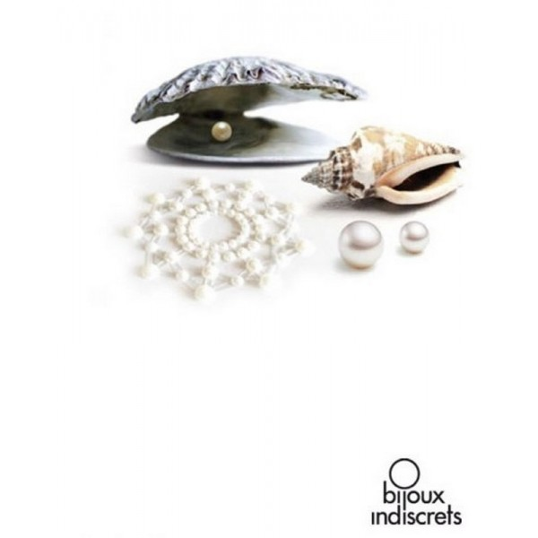 Mimi Pearl Bijoux de Peau Blanc Bijoux Indiscrets