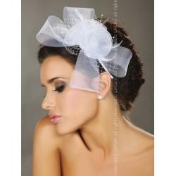 Peigne Fleur blanche Hat 32 Livco Corsetti