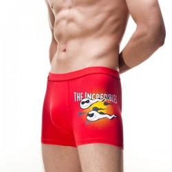 TATTOO Boxer Incredibles Bleu ou Rouge ES Cornette