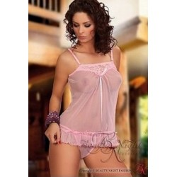 CLARISSA Babydoll Beauty Night
