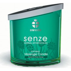 SENZE Bougie de massage Swede