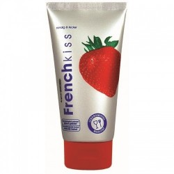 FrenchKiss lubrifiant fraise