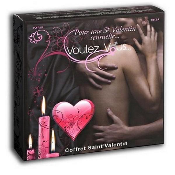 Coffret Saint Valentin Voulez Vous