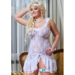 ANGEL Nuisette Grandes Tailles Lingerie Andalea