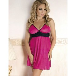 Nuisette M-1075 Grandes Tailles Lingerie Andalea