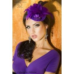 Chapeau violet CR-3261 Chilirose
