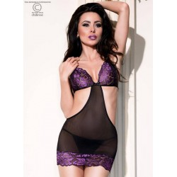 Babydoll Purple CR-4076 Chilirose