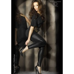 Legging noir CR-3310 Chilirose