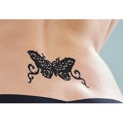 Bijou de peau Papillon