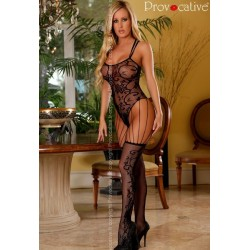 BODYSTOCKING Noir PR4176 Provocative