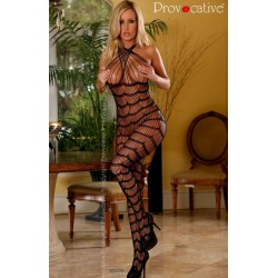 BODYSTOCKING Noir PR4188 Lingerie Provocative