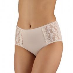 ELBA Maxi Culotte coton beige