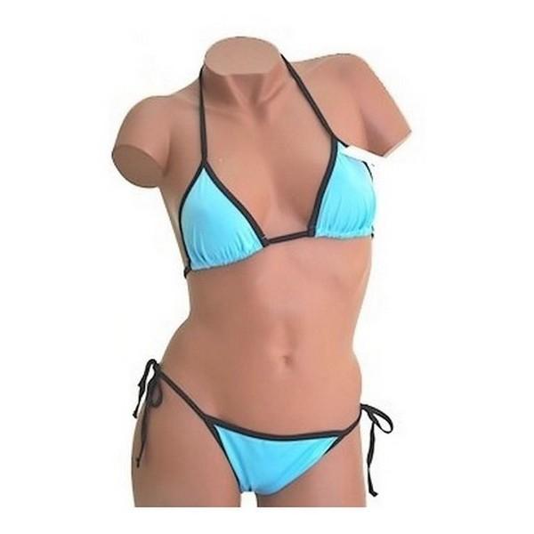 Maillot de bain 3 piéces Eros Turquoise