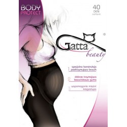 Body Protect Collant 40Den Noir ou Beige Gatta