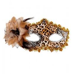 Masque Tosca Leopard Mascarade