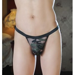 String Ficelle Militaire