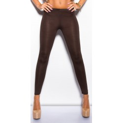Legging 1168 Marron