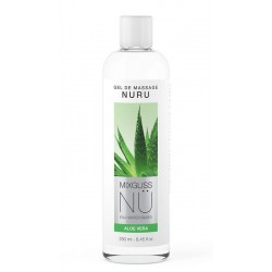 Gel massage Nuru Mixgliss 250 ml aloe vera