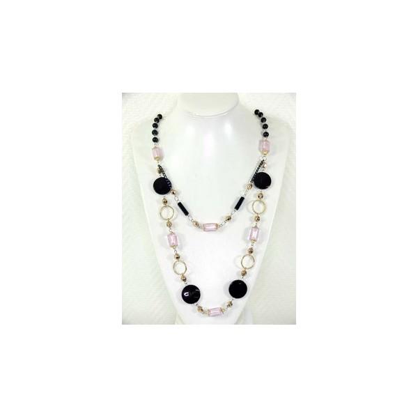 Collier Perles 20666