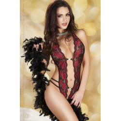 Body en dentelle CR-3635 Chilirose Lingerie