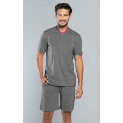 BREND pyjama short homme en coton