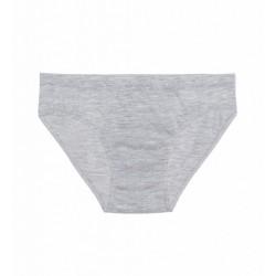 TYTUS Slip Garcon en coton gris