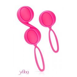 Boules de Geisha Yoba - rose