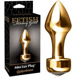 Plug anal Luv Fetish Fantasy Gold