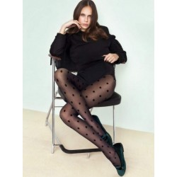 ENCORE Collants 20 DEN - Noir Fiore