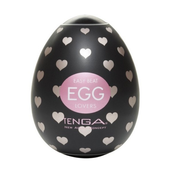 LOVERS Masturbateur Egg Tenga