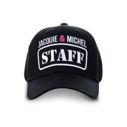 Casquette Staff 13332 Jacquie et Michel