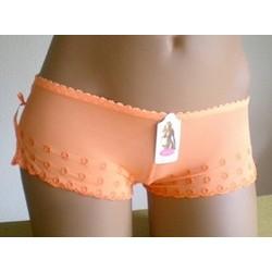 Shorty Lycra orange