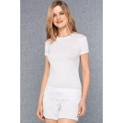 T-Shirt Femme Premium 9394 Doreanse blanc