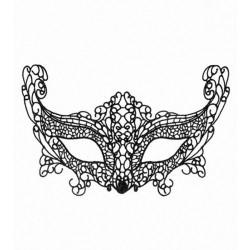 La Muette Masque en guipure Maskarade