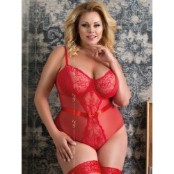 Amelia Rouge Body SoftLine Lingerie