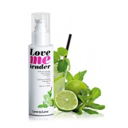 Love Me Tender Huile de massage Love To Love mojito