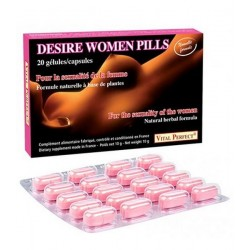 Desire Women pills x 20 -  Vital Perfect