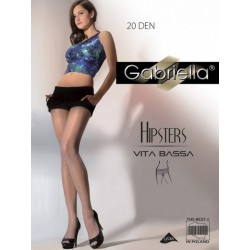 HIPSTERS 20 Den Collant Taille Basse Gabriella