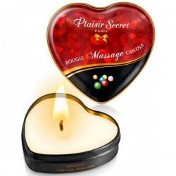 Mini Bougie de massage Plaisirs Secrets 10 parfums au choix