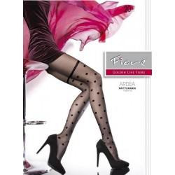 ARDEA Collants Noirs Fiore