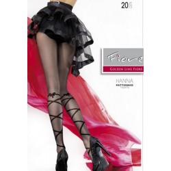 HANNA Collants Fiore