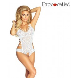L'Eternelle Body Blanc Provocative
