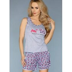 Pyjama court 720  Rose Livco